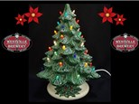 Ceramic Christmas Tree Painting at Westville Brewery - November 14th-SOLD OUT