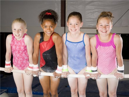 Gymnastics Camp at Gymagine July 24-28