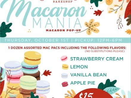 Macaron Mania Pre-order
