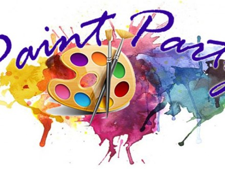 Register to win a Paint Party for Four