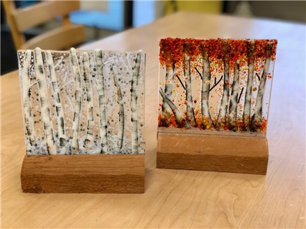 Private Glass Class for Paula - Sept 20th