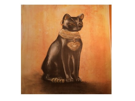 Youth Class - Egyptian Cat- Jan. 3rd