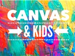 Canvas & Kid's- Acrylic Painting Camp