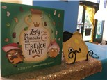 Storytime Lady Pancake and Sir French Toast