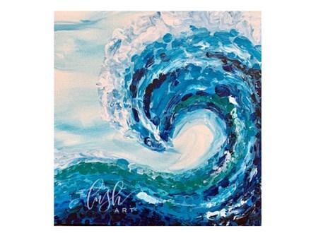 Wave Paint Class