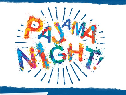 Annual PJ Party! November 20th 4-6 P.M and 7-9 P.M.