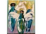 Angels Paint Class