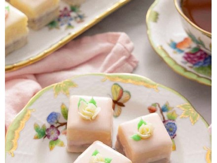Adult Petit Fours Class (August 29th)