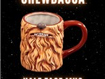 """Chewbacca Mug""To-Go Kit- at Color Me Mine - Aspen"
