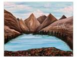 Landscape Paint Class