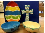 Adult Choose Your Own Pottery Piece Party Package