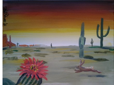 Southwest Scene
