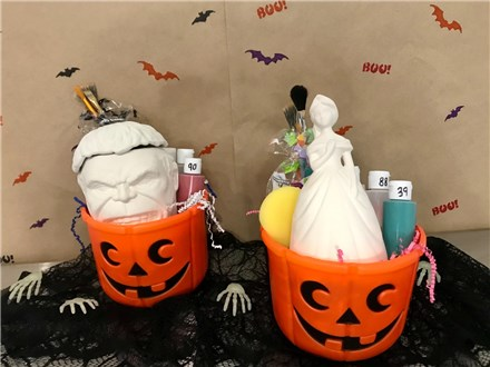Trick or Treat Baskets