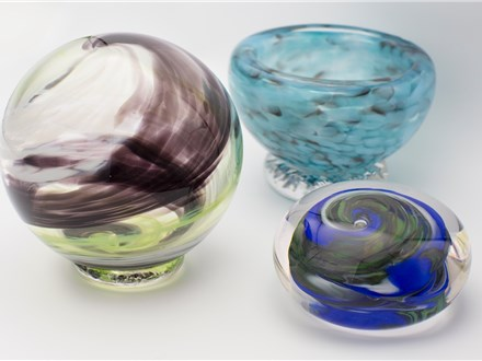 open studio glassblowing - september 8th