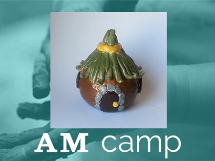 Fairy Hut (ENCHANTED FOREST) July 10th, Morning Camp 2018