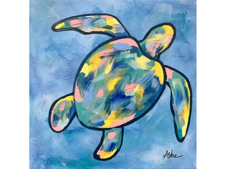 Sea Turtle - Sat. July 27th at 2pm ages 8+