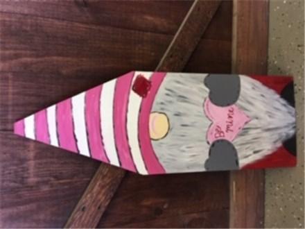 Gnome Board Art
