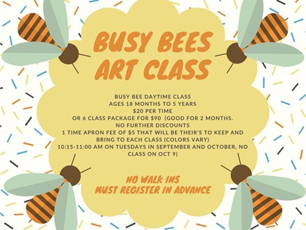 Busy Bee: Texture
