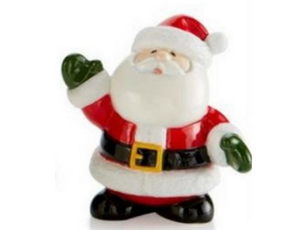 Santa Kids Ceramic - 11/19