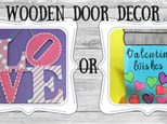 Door Decor - LOVE or Mason Jar