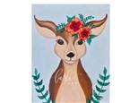 Fawn Paint Class Perry