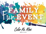 FAMILY FUN EVENT! MAY 29-30