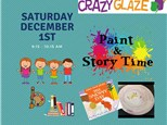 Ticket for Storytime-December 1st-The Snowy Day