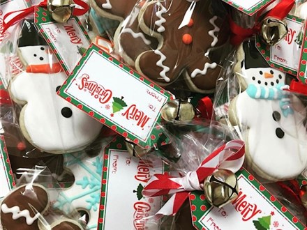 Adult Holiday Cookies 101 Let's get Jingle Jolly!