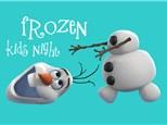 Olaf/Frozen Kids Night Out - November 11