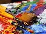 Winter Mixed Media Studio Art Classes - Garden City (7yo-9yo) Friday 4:15pm-5:15pm