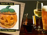 Ceramic Paint N Sip' at Iron Hill Brewery - October 17th