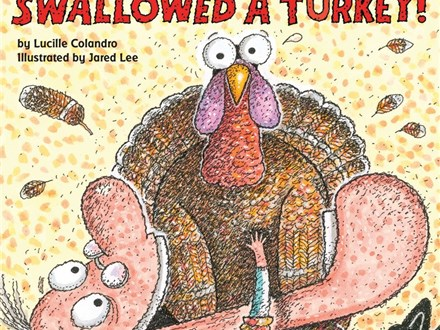 Story Time - There Was an Old Lady Who Swallowed a Turkey - Morning Session - 11.19.18