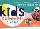 SUMMER WORKSHOP - IN THE GARDEN - JULY 28, 29, 30