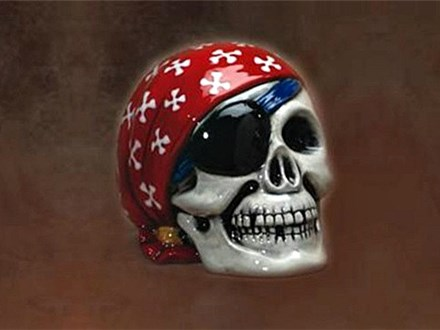 Pirate Party - $28/Painter