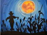 Kids Night Out-Harvest Moon Painting