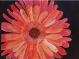 Paint N Party Pink Gerbera