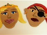 August 8th Kids' Night - Clay Pirate Princess