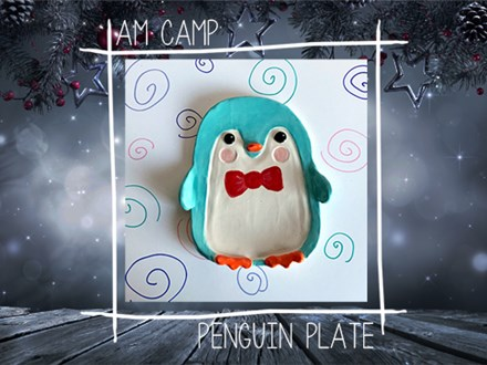Penguin Plate Camp: Thursday, January 3rd 2018 (Morning Camp)