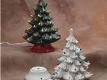 PAINT YOUR OWN CERAMIC CHRISTMAS TREE! Created By You