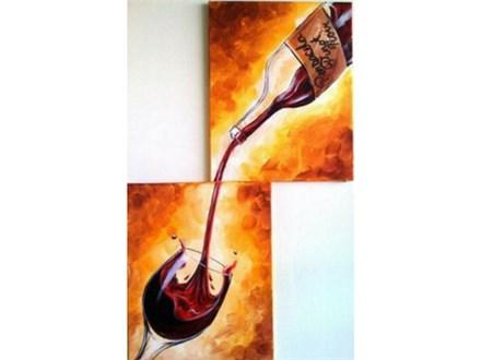 Paint & Sip - Partner Canvas - Jan. 27 - 7PM