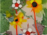Ladies Fused Art Glass Party, May 10   6p-8p