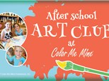 Arcola Afterschool Enrichment with Color Me Mine