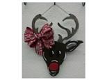 Rudolph Door Hanger - Paint & Sip - Nov 28