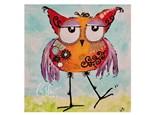 Whimsical Bird Paint Class