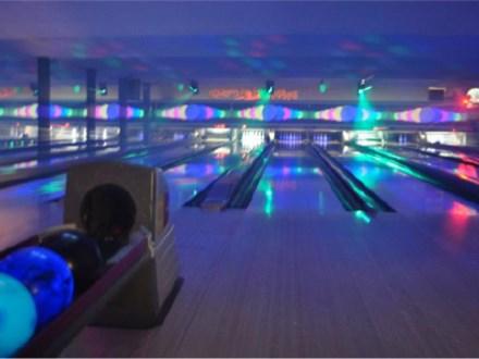 Glow Bowling Lane Reservation -  (Evening COSMIC)