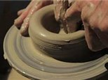 Wheel Throwing at THE POTTERY