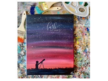 Telescope Paint Class