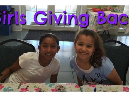 LITHIA (K-8th): Girls Giving Back- Dec. 13, 2019