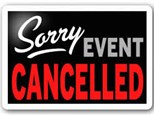 Class Cancelled (Feb. 23rd)
