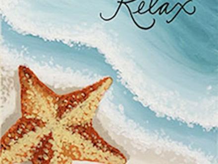 "Canvas & Cones ""Relax"""